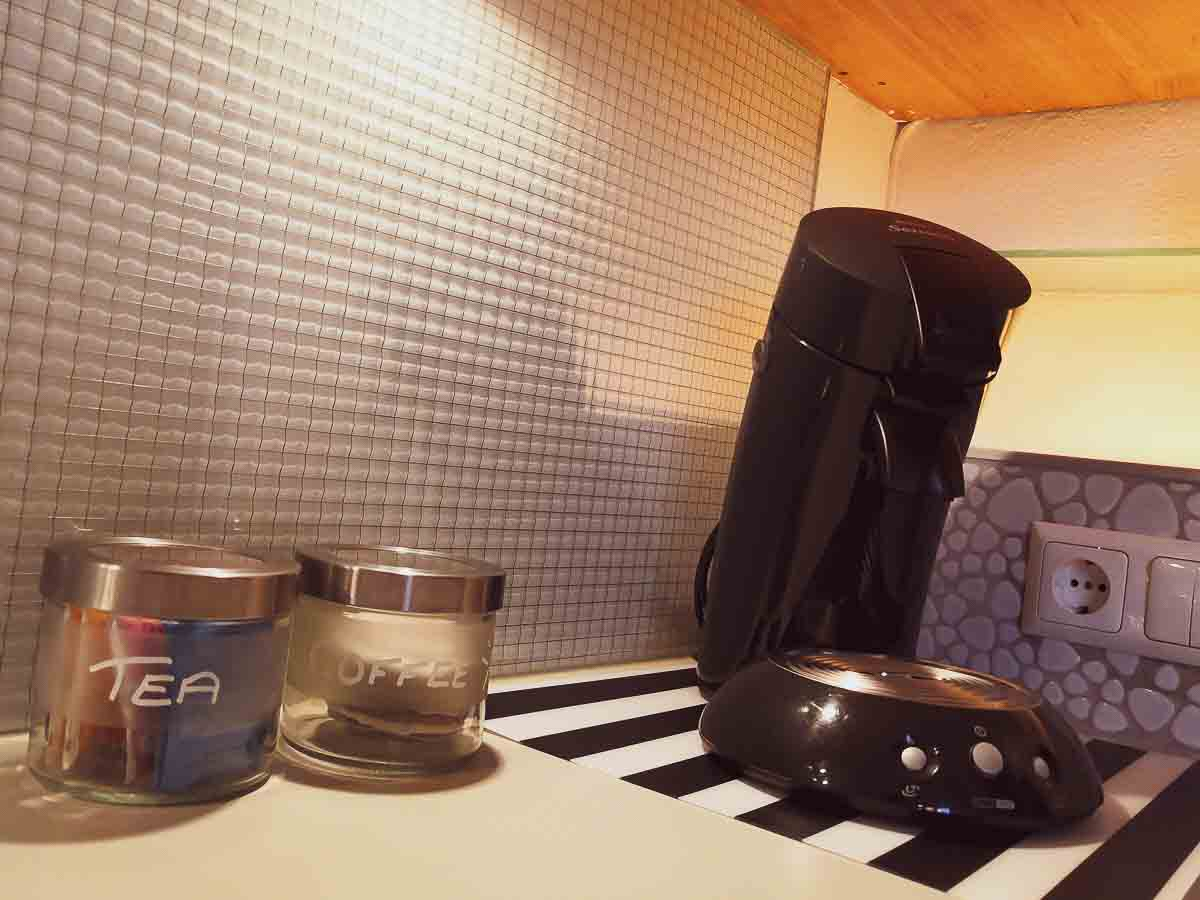 SENSEO Kaffeemaschine (Pads)